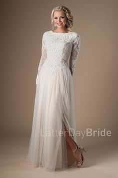lds wedding dresses,