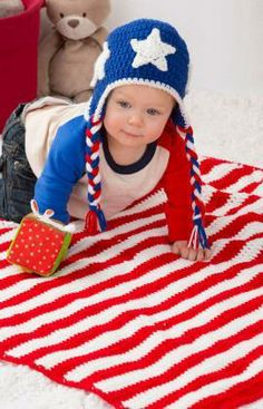 Patriotic Stripes Bl