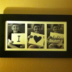 Father's Day Gift I made for my husband – Great idea!!