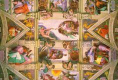 Sistene Chapel Ceiling