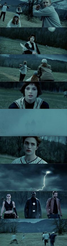 The only twilight movie I'd watch. @Allison Weber