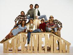 Still of Tim Allen, Jonathan Taylor Thomas, Debbe Dunning, Patricia Richardson, Zachery Ty Bryan, Earl Hindman, Richard Karn and Taran Noah Smith in Home Improvement (1991)