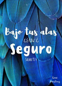 Salmos 91:4