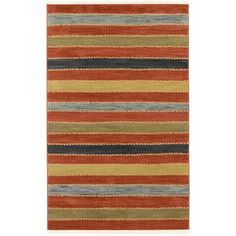 Unique Loom Monterey Nomad Rug, Multicolor