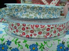 100 Cotton Bias Tape for Quilting or Sewing by CindysNeedlework, $1.80