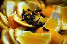 Chá de casca de laranja com cravo-da-índia combate enxaqueca e reduz colesterol   Cura pela Natureza.com.br