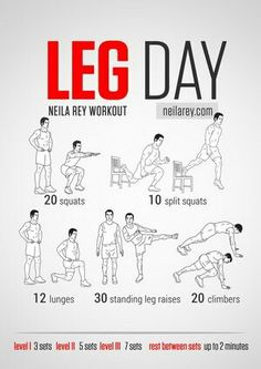 Our fav Neila Ray workout for bums and thighs - for days you can't get to the gym x