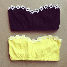 DIY daisy bandeau HOW TO DO IT I NEED THIS!!