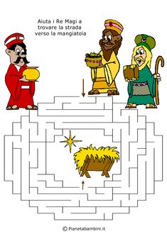 Wisemen Maze for the Sunday School Lesson. Sunday School Kids, Sunday School Lessons, Christmas Maze, Kids Christmas, Christian Christmas, Christian Easter, Bible Lessons, Epiphany, Diy For Kids