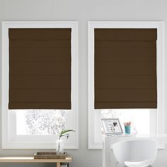 The Real Simple Roman Cordless Cellular Shade creates a cozy home atmosphere. These cordless shades feature a blackout thermal backing and cellular fabric that provide two layers of additional energy-saving insulation to help you save on energy costs.