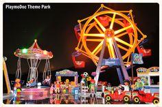PlaymoDoc Theme Park #playmobil #Playmodocthemepark #Freizeitpark #april #Amusement #theme #Park #train #clown #balloon #athenssky #athenseye #keepcalm #sepia #lollipop #girl #candy #juice #popcorn #kids #fun #athens #grecobil