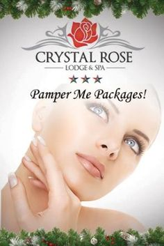 Pamper me Packages! Choose between 2 amazing packages. Crystal Rose, Spa, Packaging, Amazing, Health, Health Care, Wrapping, Salud