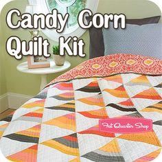 Hometown Charm Quilt Pattern Pat Sloan #PS-179 | Fat Quarter Shop ... : candy corn quilt - Adamdwight.com