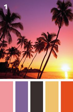 60+ Energizing Summer Colors To Decorate With & 60+ Energizing Summer Colors To Decorate With | Decorating Color ...