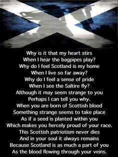 my Scotland,, maybe that's what it is. American by birth Scottish by heart. Edinburgh, Glasgow, Scottish Clans, Scottish Highlands, Perth, Scottish Quotes, Scottish Names, Scottish Gaelic, Jock