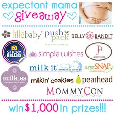 This. Is. Bananas! $1,000 worth of awesome products for a new mom. Pregnant mamas, check it! Belly Bandit, Happy Mom, Baby Needs, Baby Bumps, Having A Baby, Future Baby, New Moms, Baby Gifts, Giveaway