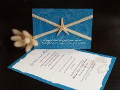 Wedding Cards Beach Theme
