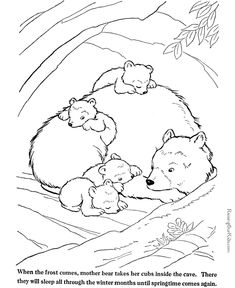 Farm Animals Pictures to Color 030 - Farm animals to color - Polar Bear Coloring Page, Zoo Animal Coloring Pages, Horse Coloring Pages, Coloring Pages For Boys, Free Printable Coloring Pages, Colouring Pages, Coloring Books, Coloring Sheets, Free Coloring