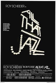 All That Jazz - typographic movie posters