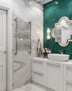 Image may contain: indoor Dream Bathrooms, Small Bathroom, Master Bathroom, Wc Design, House Design, Bathroom Design Luxury, Bathroom Organisation, Home Design Plans, Interior Design Living Room