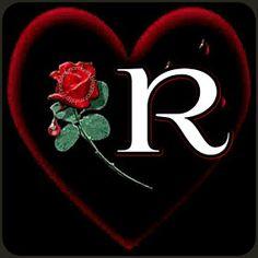 R Letter Design, Alphabet Letters Design, Flower Alphabet, Fancy Letters, Monogram Alphabet, Alphabet Wallpaper, Name Wallpaper, Tattoo Lettering Fonts, Lettering Design