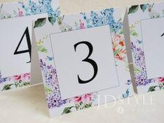 Plan stołów weselnych VI-26-PS z przepięknym motywem kwiatów wpadnie w gusta wszystkich gości weselnych,a przy okazji pomoże w organizacji miejsc przy stołach.