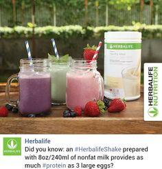 #herbalifenutrituinalshakes