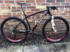 Specialized Stumpjumper S-WORKS 2013