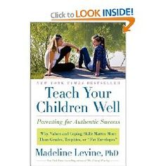 Sallie Wells will be sharing this book with the Parents Anonymous Class during the Fall 2012