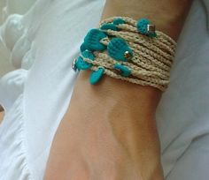 vanilla bracelet
