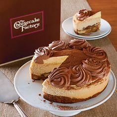 NEW The Cheesecake Factory® Tiramisu Cheesecake | Cheesecakes, Cakes & Pies | Harry & David