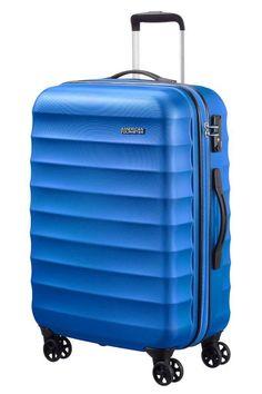 American Tourister Palm Valley 67 cm kuffert blå - Kufferter Bedst i test 800