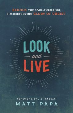 A Blessed Day: BOOK REVIEW: LOOK AND LIVE