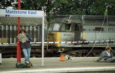 Maidstone East, 1993
