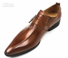 latest mstyle men's shoes dress shoes with calf leather handmade men shoes hot selling48vvvv(China (Mainland)) Repinned by www.silver-and-grey.com