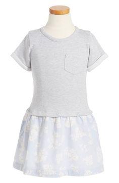 Tucker + Tate Short Sleeve Dress (Toddler Girls, Little Girls & Big Girls) available at #Nordstrom