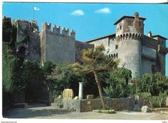 Roma (Rom) - S.Severa. Castello - lot.869