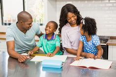 Children who have parents that are actively involved in their schooling by helping with homework seem to be more excited about school and get better grades. Learning Goals, Learning Process, Kids Learning, Preschool Homework, Do Homework, Female Girl, Books For Boys, Helping Children, Learning Environments