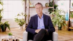 """In this video, Mark Hyman, M. discusses how the gut and the brain are intimately connected, and how a leaky gut can lead to a """"leaky brain. Brain Nutrition, Holistic Nutrition, Proper Nutrition, Nutrition Program, Kids Nutrition, Healthy Nutrition, Healthy Brain, Brain Health, Dr Mark Hyman"""