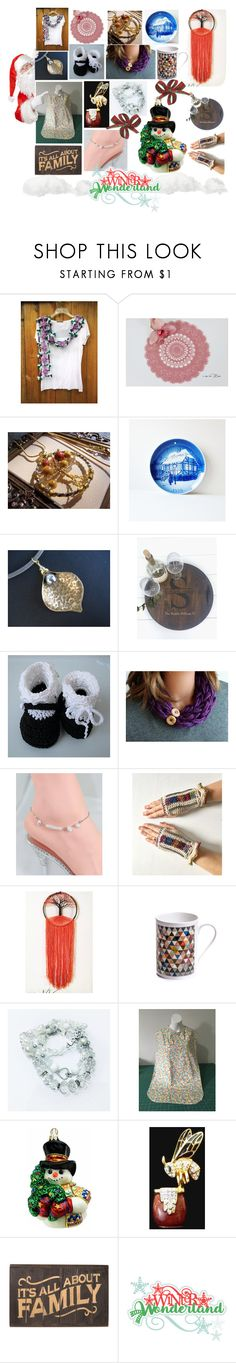 Wonderful Gifts on Etsy by cozeequilts on Polyvore featuring DutchCrafters and rustic