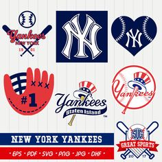 New York Yankees SVG, Yankees Clipart, New York Yankees SVG, Yankees Clipart, Baseball Yankees Clipart, New York Yankees SVG, mb-03