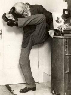 Sigmund Freud father of psychoanalysis.