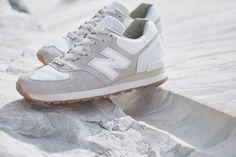 c2dd33e43e END. x New Balance 575 'Marble White' (Detailed Pics & Release Info. New  Balance DonneScarpe Da Ginnastica ...