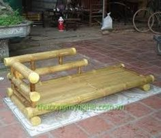 bamboo sofa - Google Search