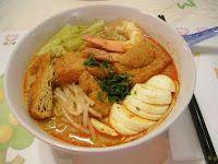 Jane's Corner: Nyonya Laksa Bean Flour, Rice Flour, Laksa, Mung Bean, Glutinous Rice, Thai Red Curry, Main Dishes, Corner, Asian