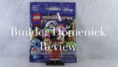 LEGO Captain Hook Minifigure 71012-16 Disney Series Review