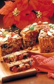 Torta negra de navidad - Recetas