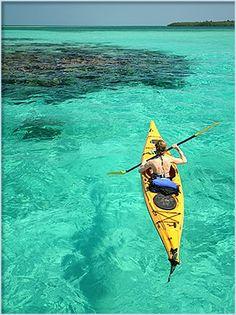 Kayak!  bucket-list
