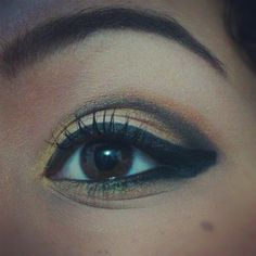 New year make up!
