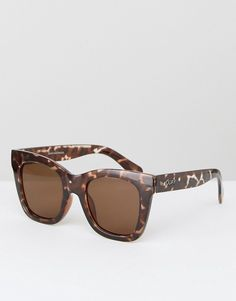 Quay Australia After Hours Cat Eye Sunglasses In Tort